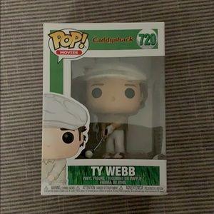 Pop! Funko Caddyshack Ty Webb NWT